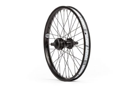 BSD Aero Pro Wheel - West Coaster - LHD (With Hubguards) - Black